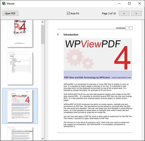 Support for WPCubed's Adobe PDF Plug-Ins
